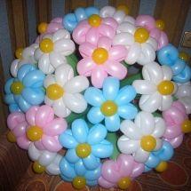 Букеты из воздушных шаров v3